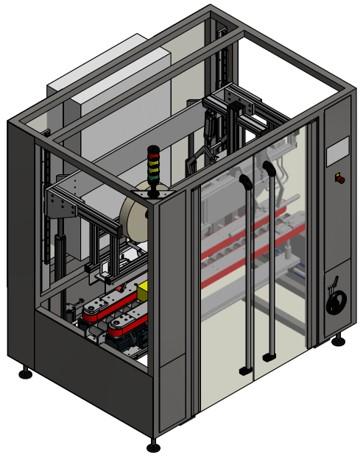 <ol><li>Robust design<li>No changeover required<li>Fully automatic</ol>