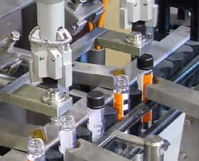 Capping Machine Spindle