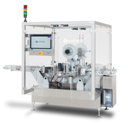 <ol><li>Fully Automatic Changeover from the HMI or using a scanner