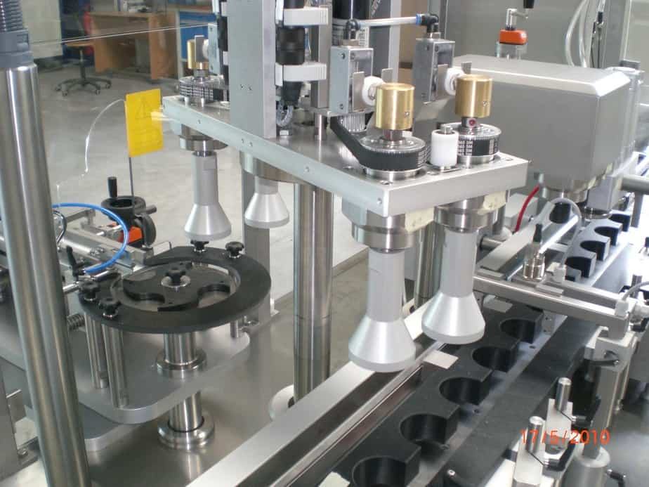 <ol><li>Automatic Height Changeover via HMI