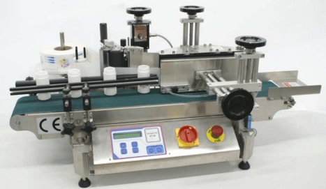Automatic Table Top Labeller - Raupack UK and Ireland